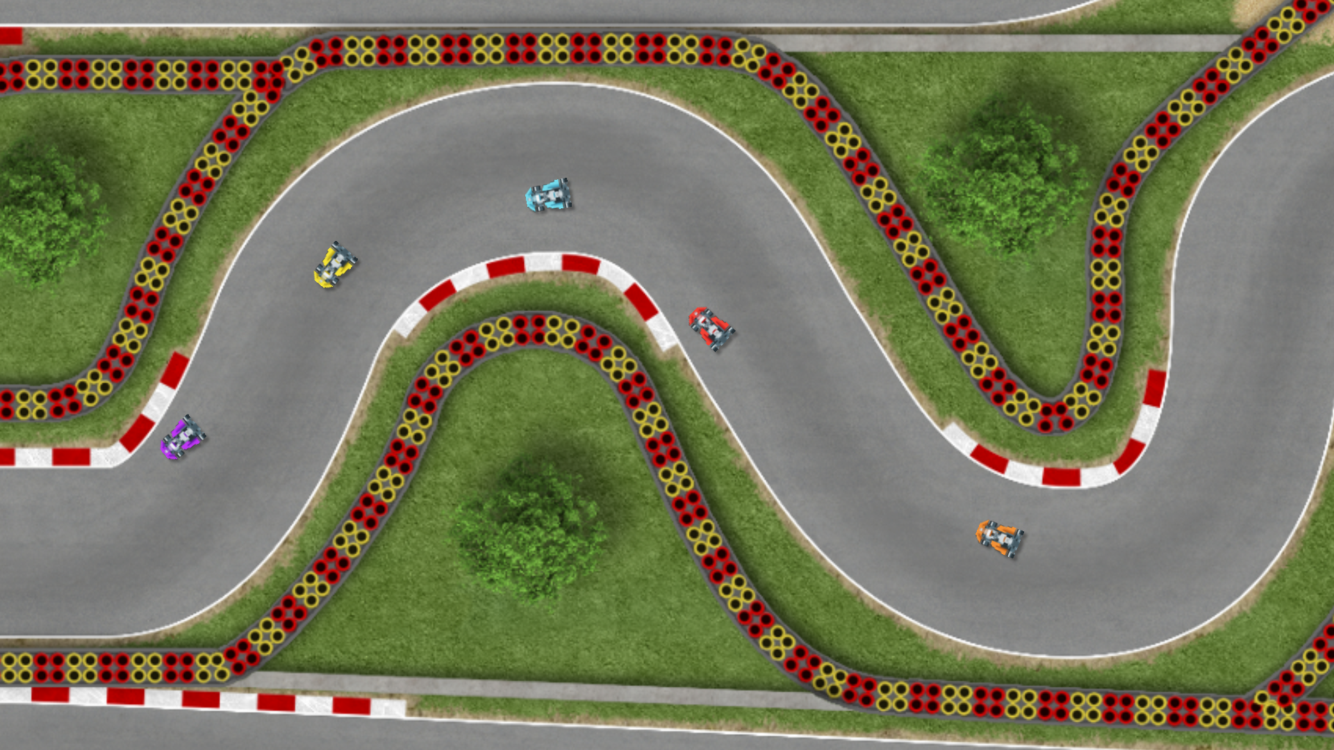 ultimate racing 2d screenshot 2