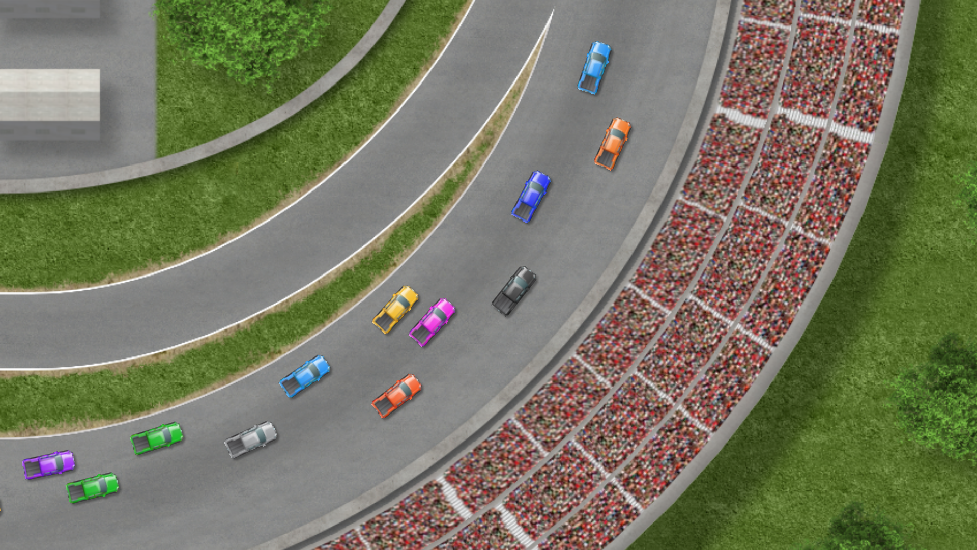 ultimate racing 2d screenshot 3