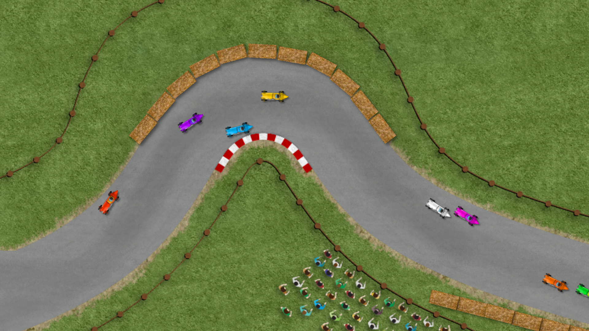 ultimate racing 2d screenshot 4