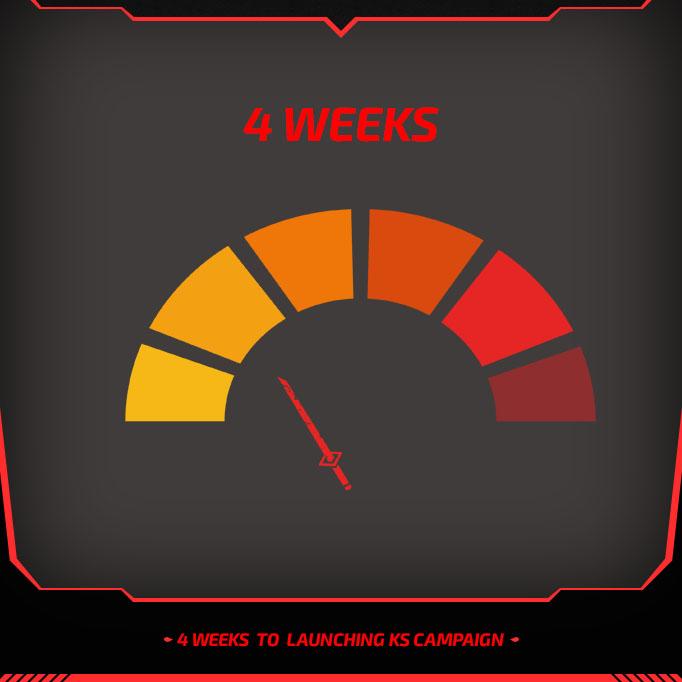Socials 4 weeks to go