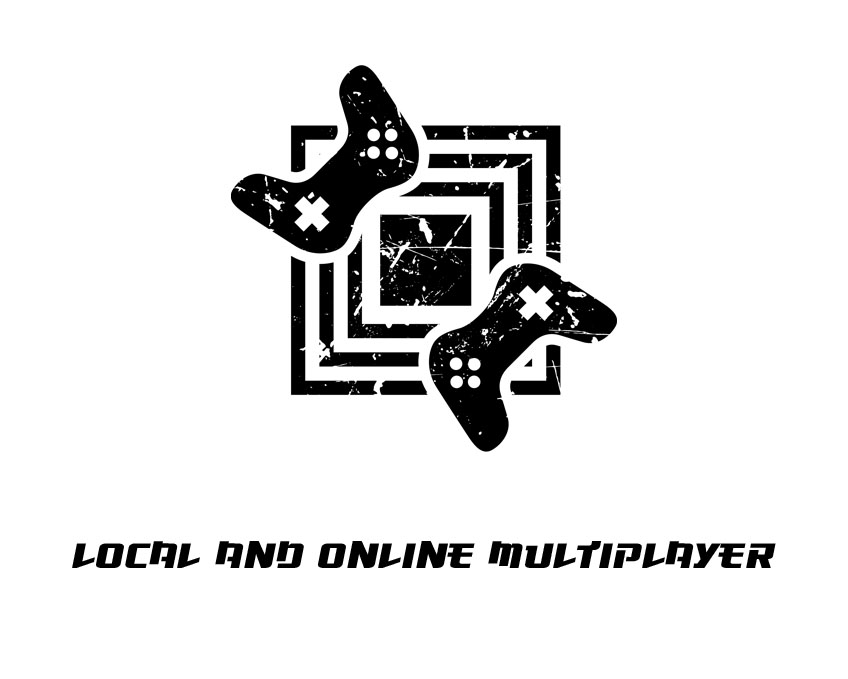 local and online multiplayer