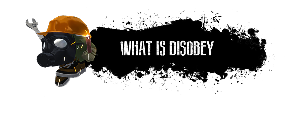 WHAT IS DISOBEY copy