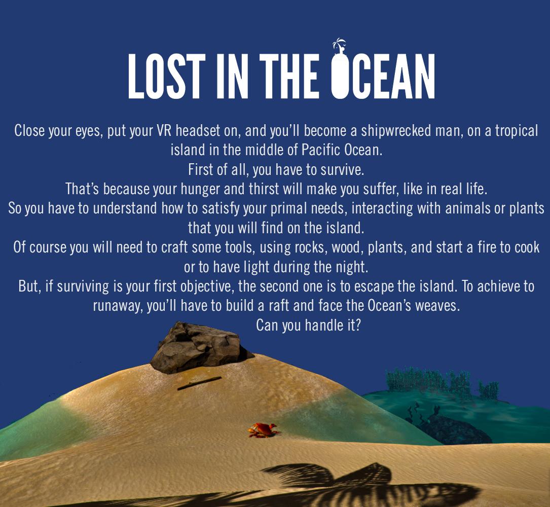 Lost in the Ocean