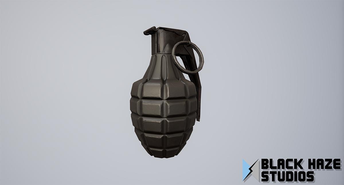 BHS Grenade