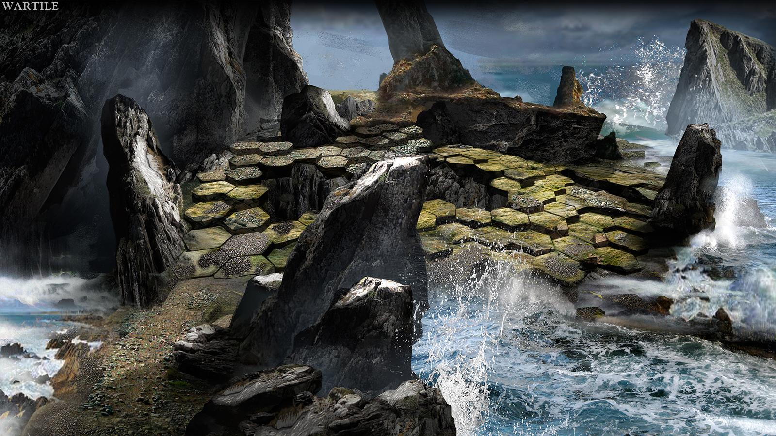 Wartile Concept Coastline