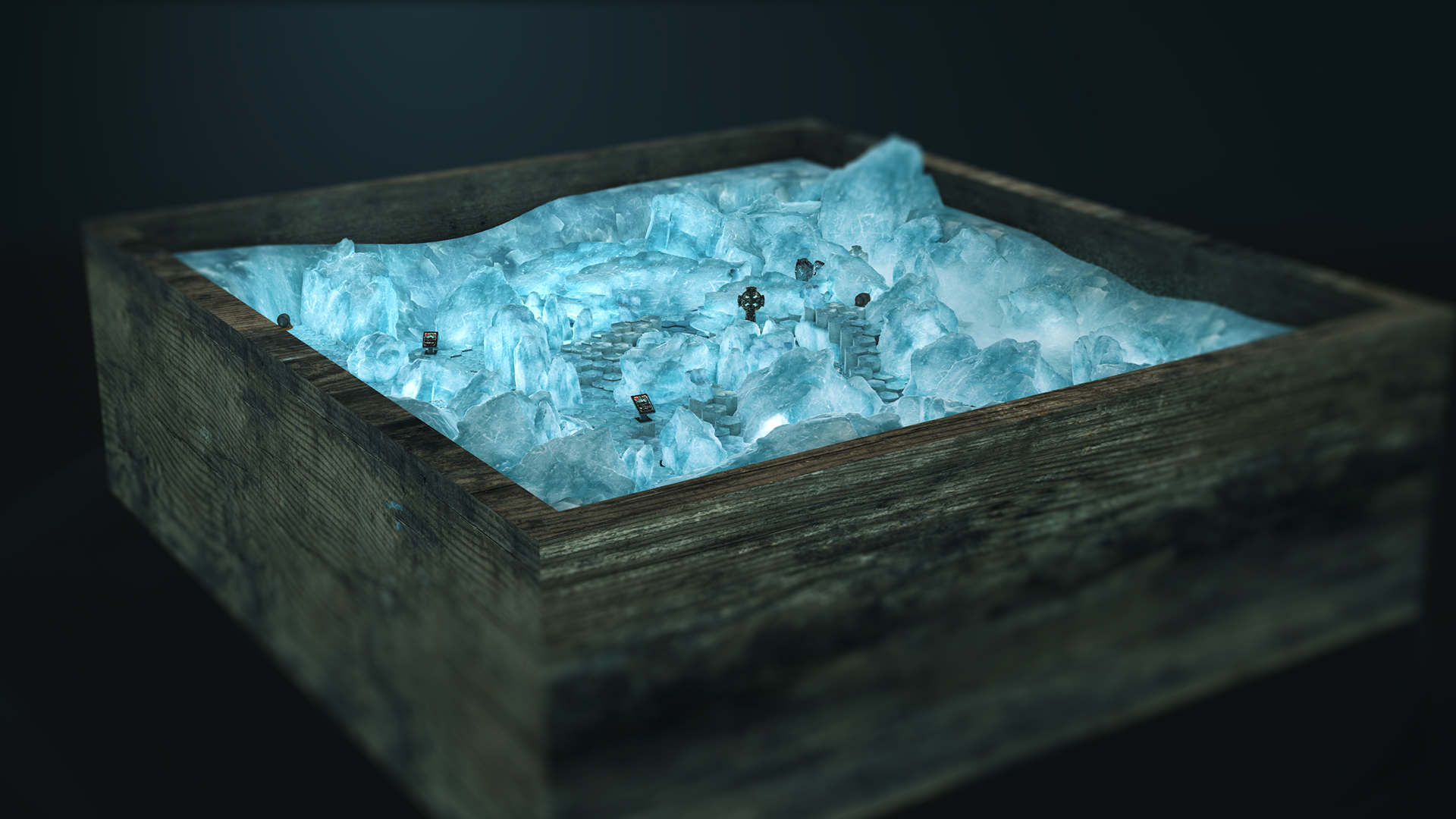 Wartile IceCaves NoLogo
