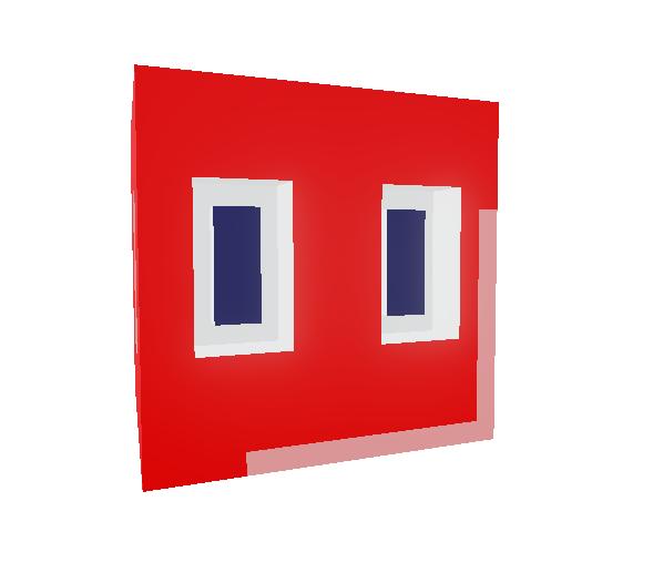 Red Cubik