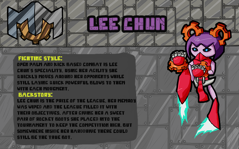 Lee Chun Backstory