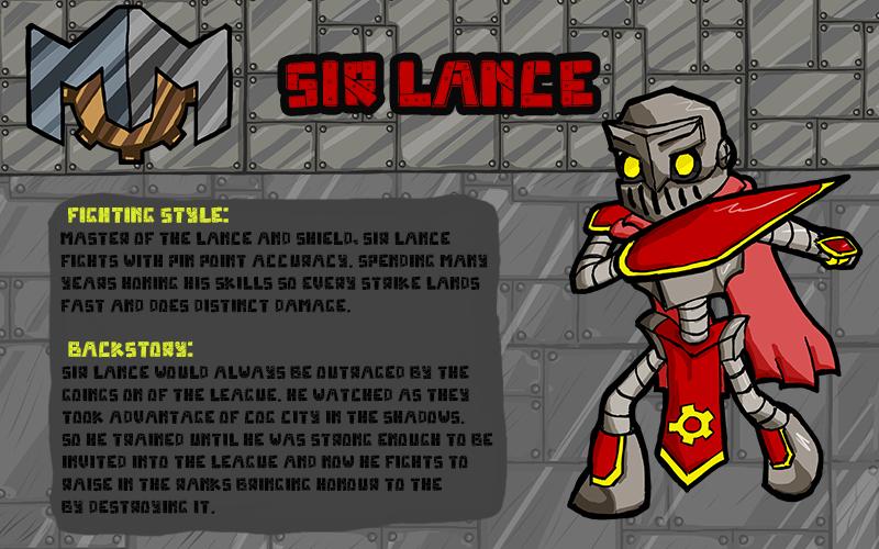 Sir Lance Backstory