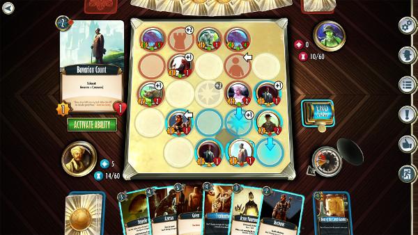 Cabals Screenshot