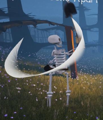 TheSkeletonWar ShovelAttack