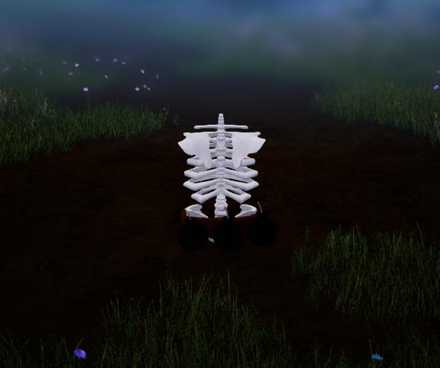 The Skeleton War - Rib Cage