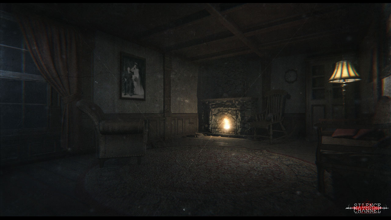 Silence Channel game scene