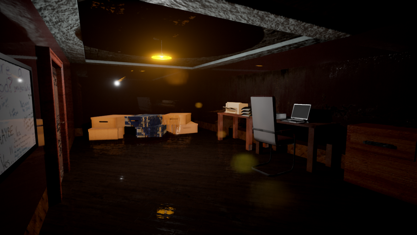 Updated Office WIP