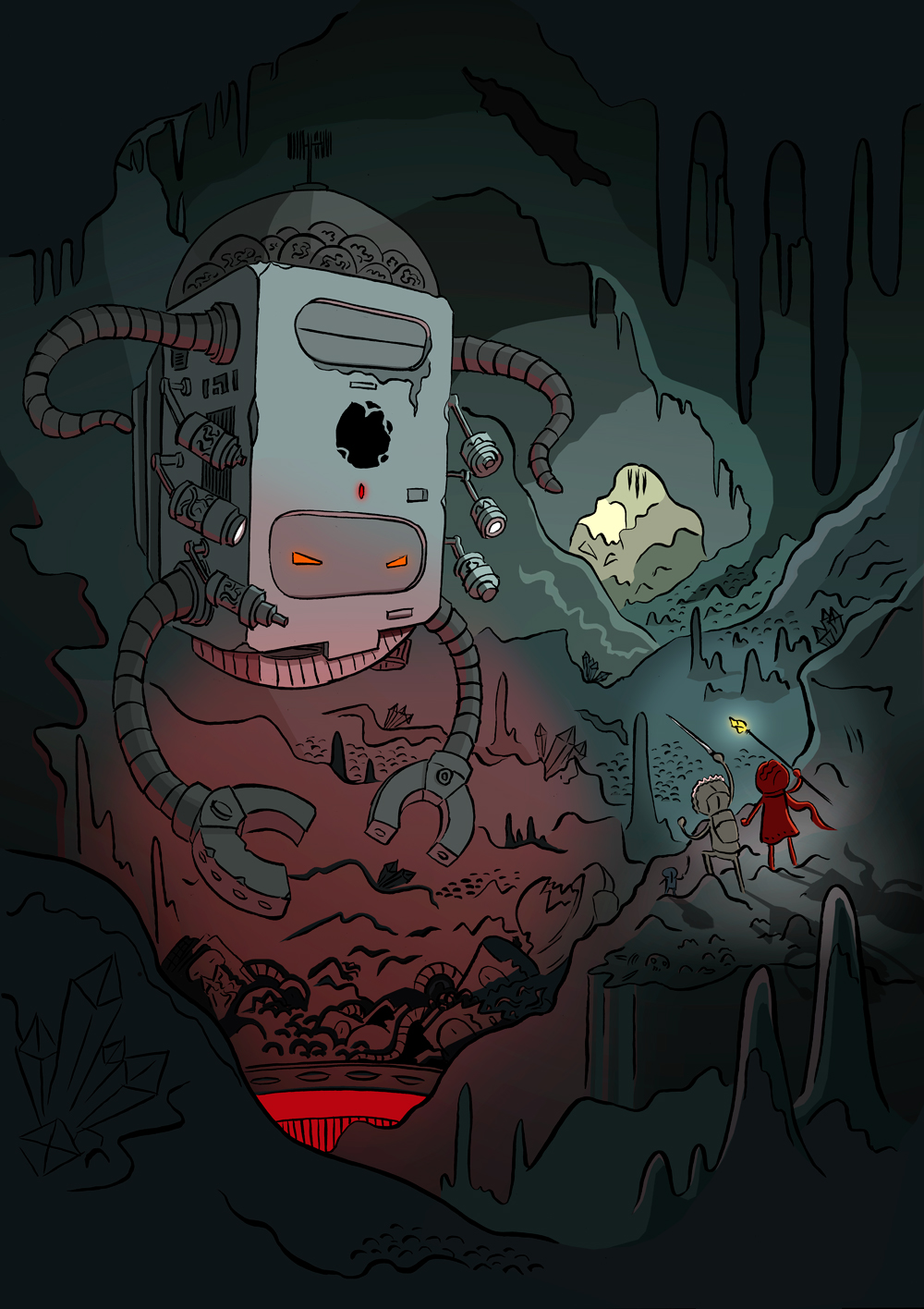 El banditobot