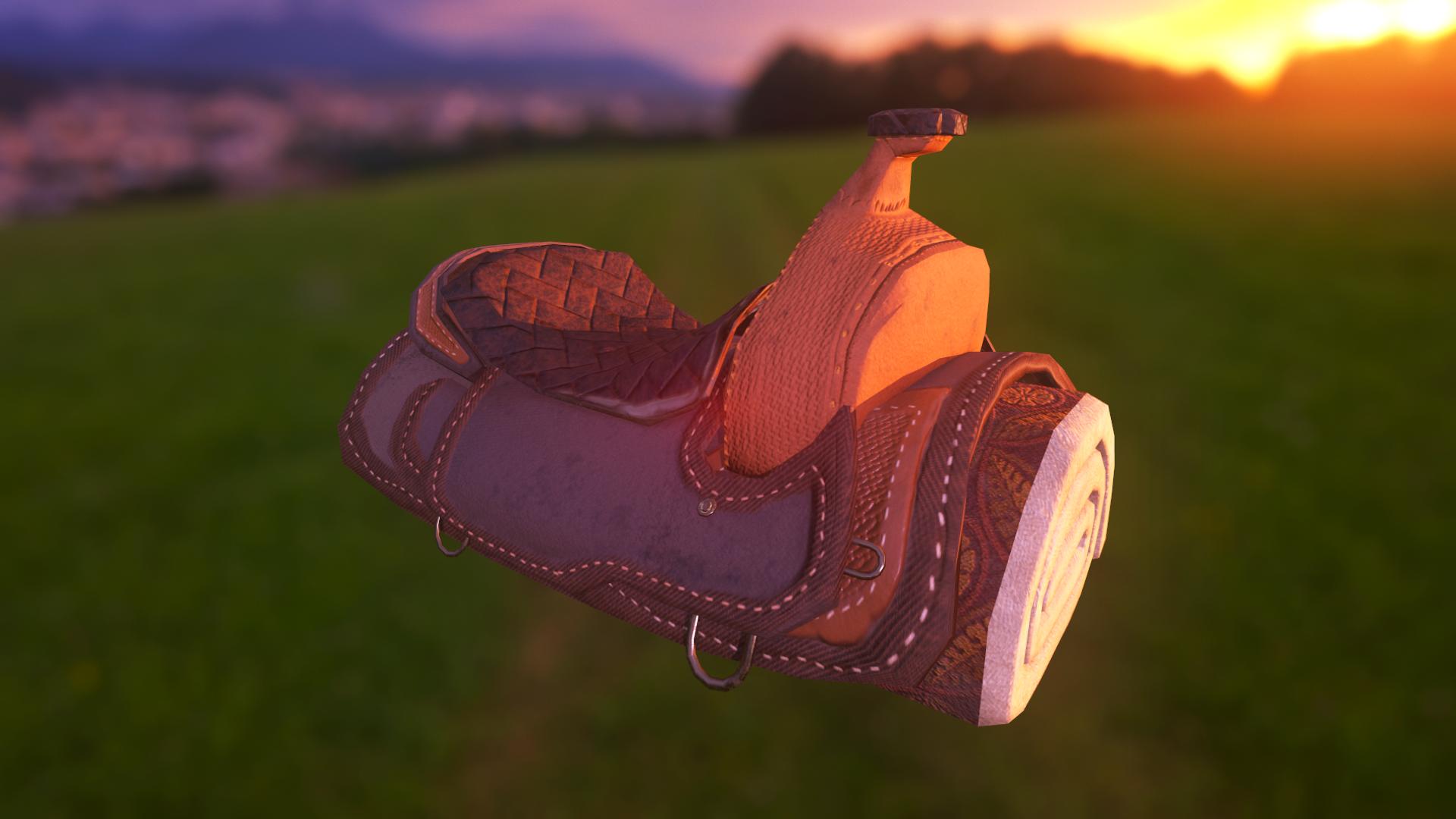 Saddle Concept Art