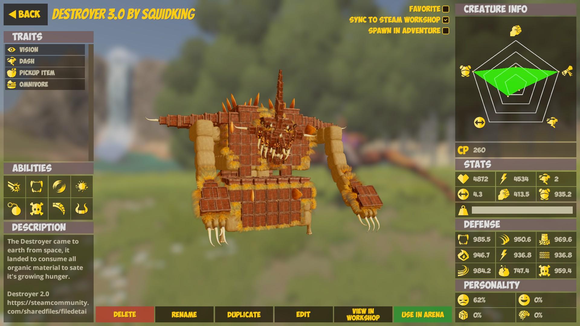 destroyer3 0 by squidking