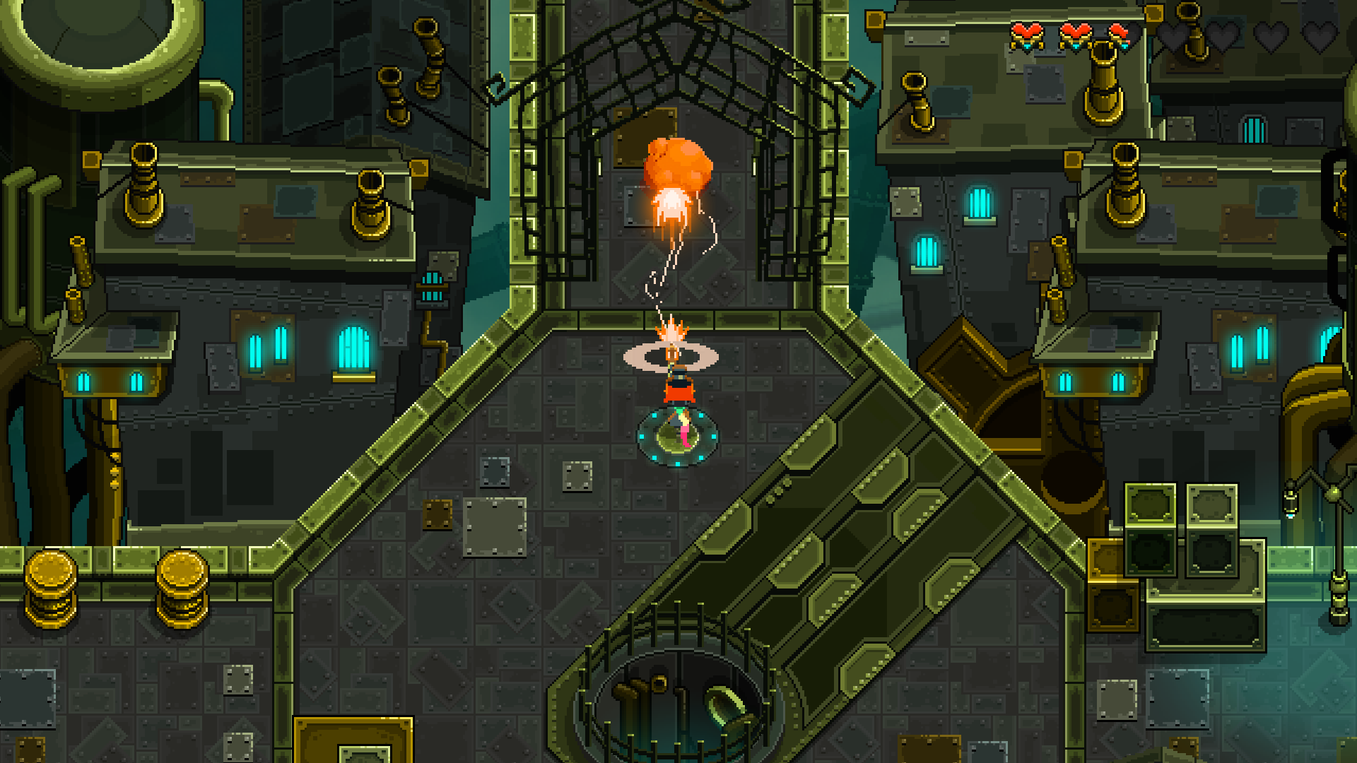 Legacy of the Copper Skies Screenshot