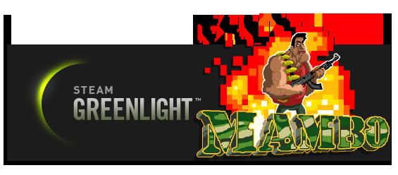 Mambo Greenlight Logo 2