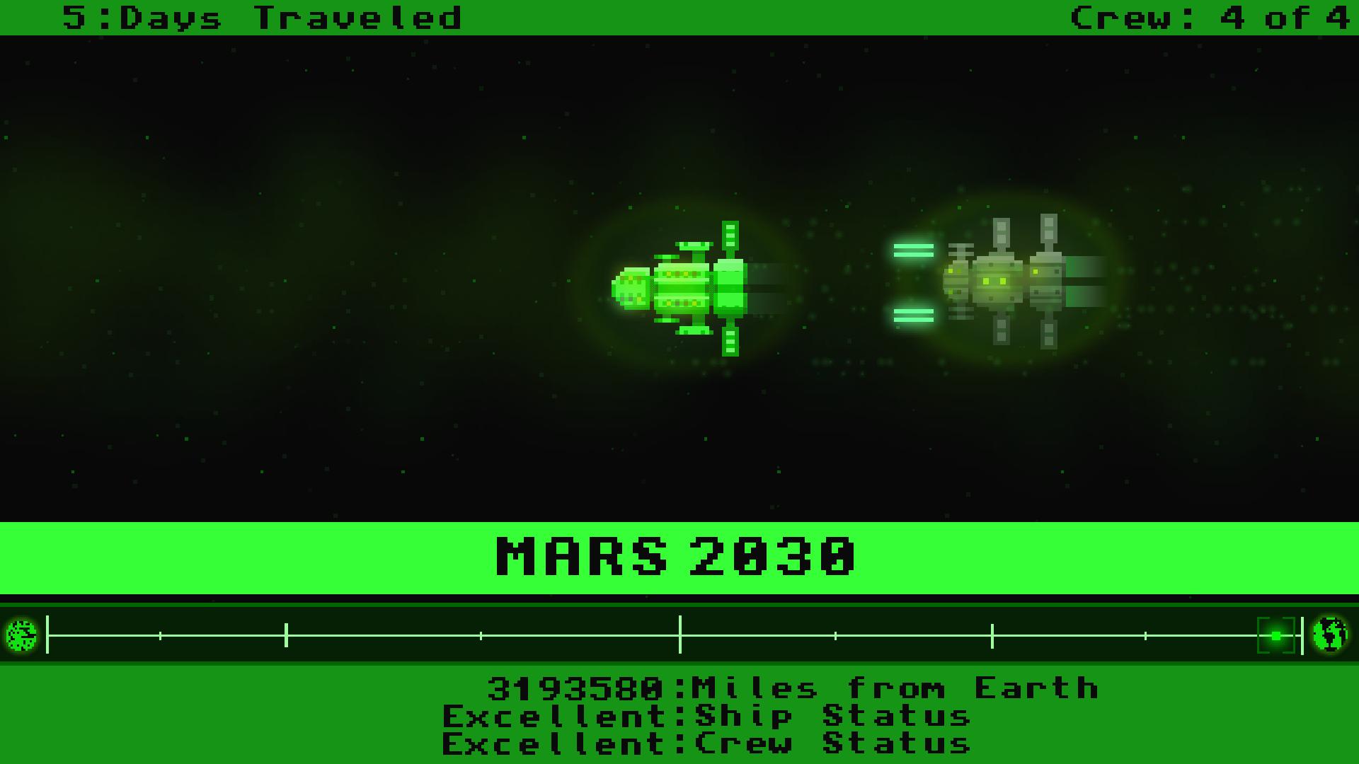 Mars 2030   - RSS Rasputin