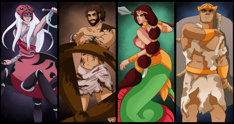 Icarus Wallpaper Mortals