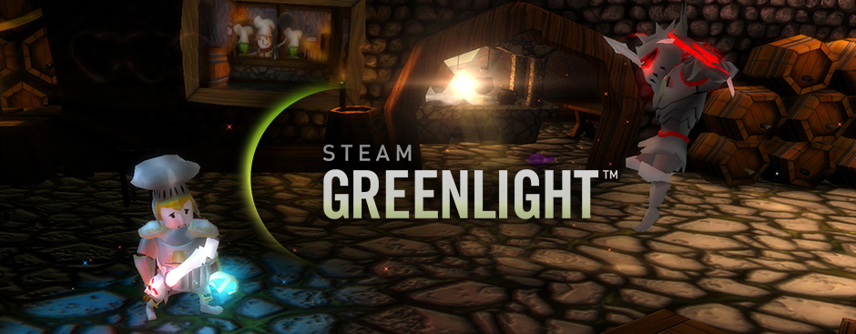 Side Quest on Greenlight