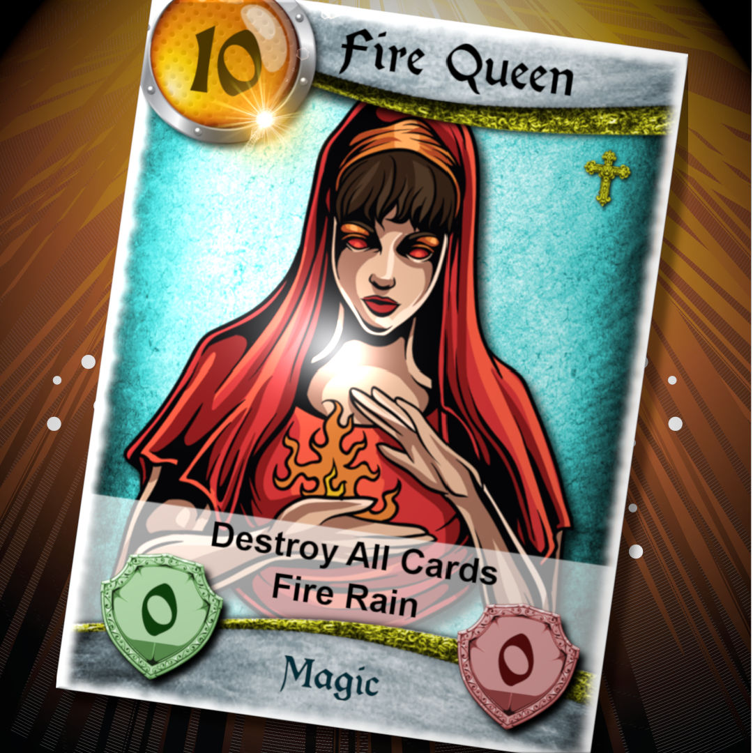 cardfirequeen
