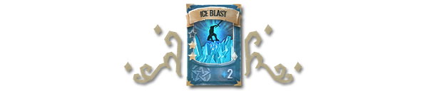 Book of Demons - Ice blast