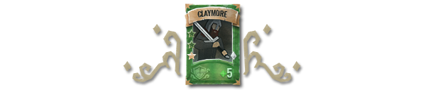 Book of Demons - Claymore