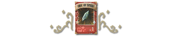 Book of Demons - Crystal of speed