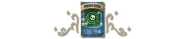 Book of Demons - Poison nova