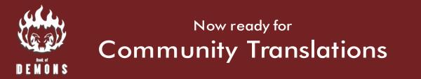 banner community translations
