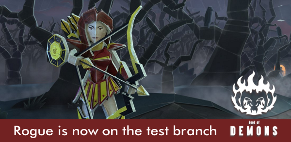 rogue test branch