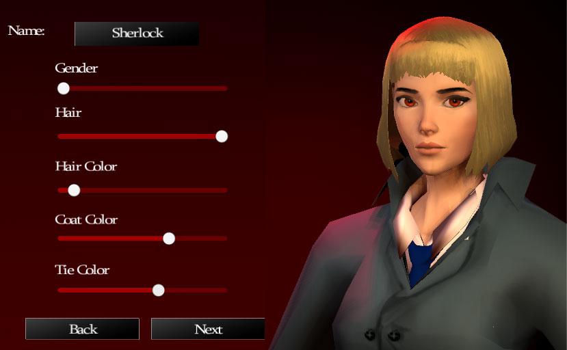 Character Creator