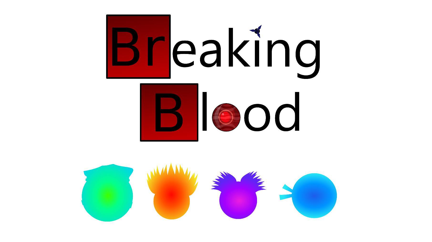 Breaking Blood - Wallpaper