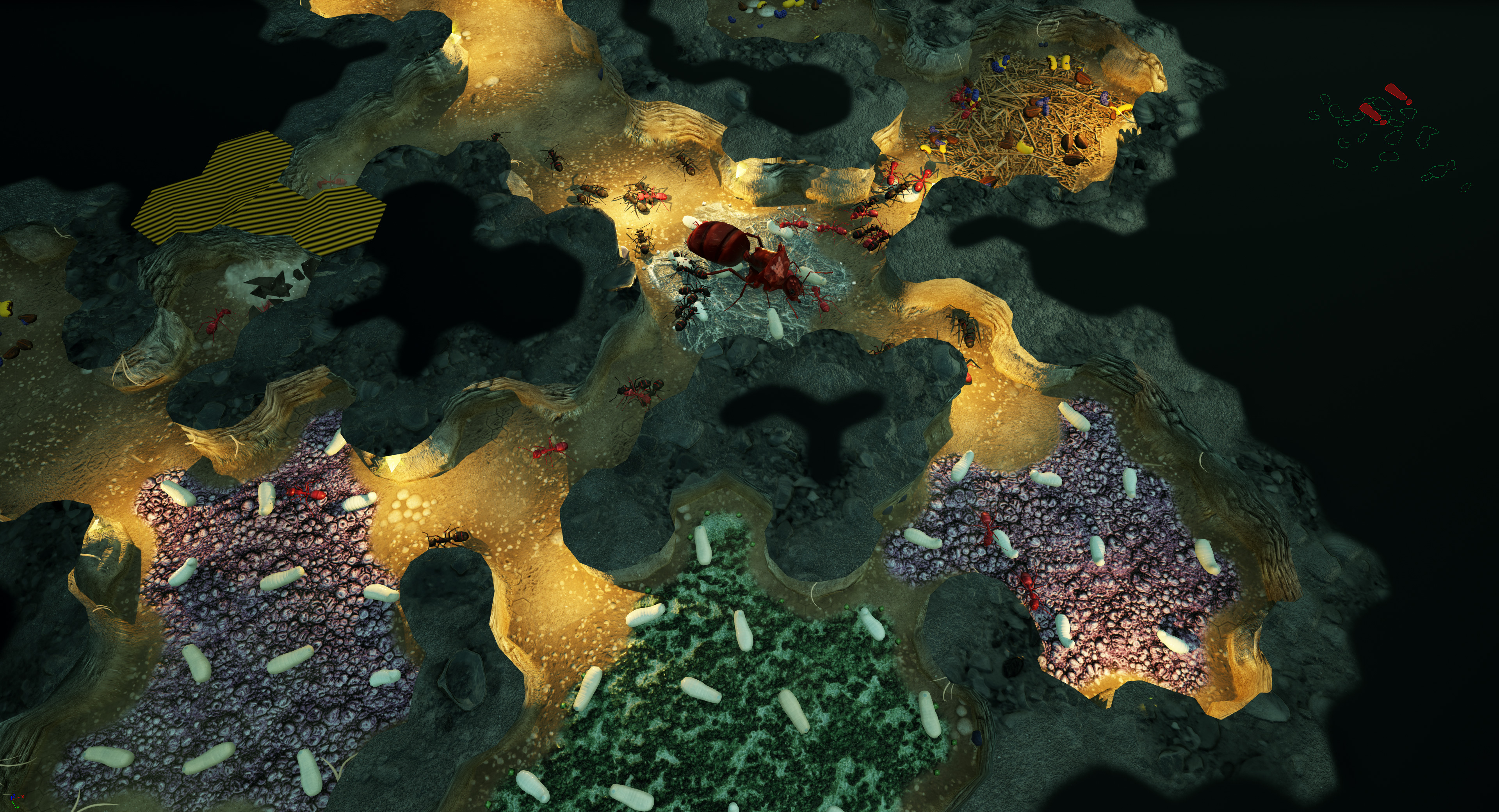 Empires of the Undergrowth Windows, Mac, Linux game