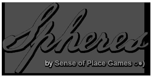 SpheresBySenseOfPlaceGames Logo 3