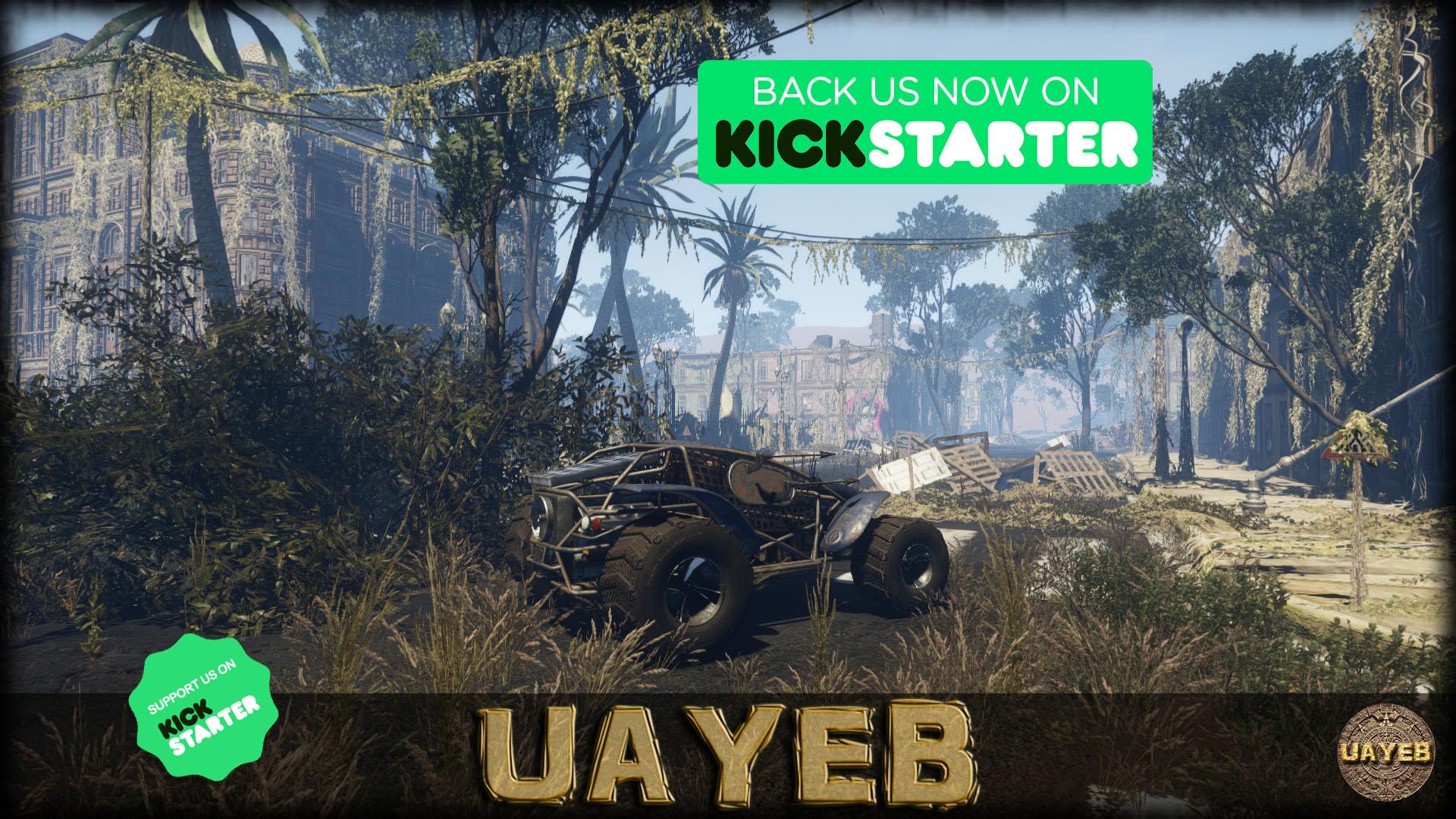 Uayeb Kickstarter