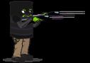 Trooper1Green shotgundual walk 0