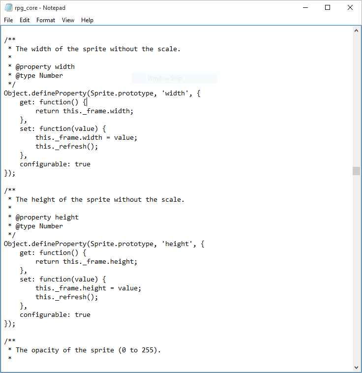 JavaScriptCapture