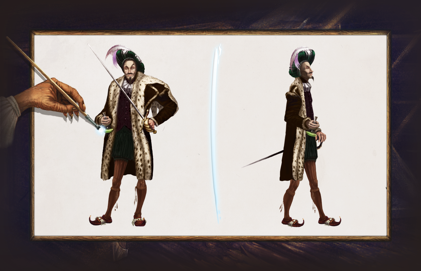 Warlock Darcus