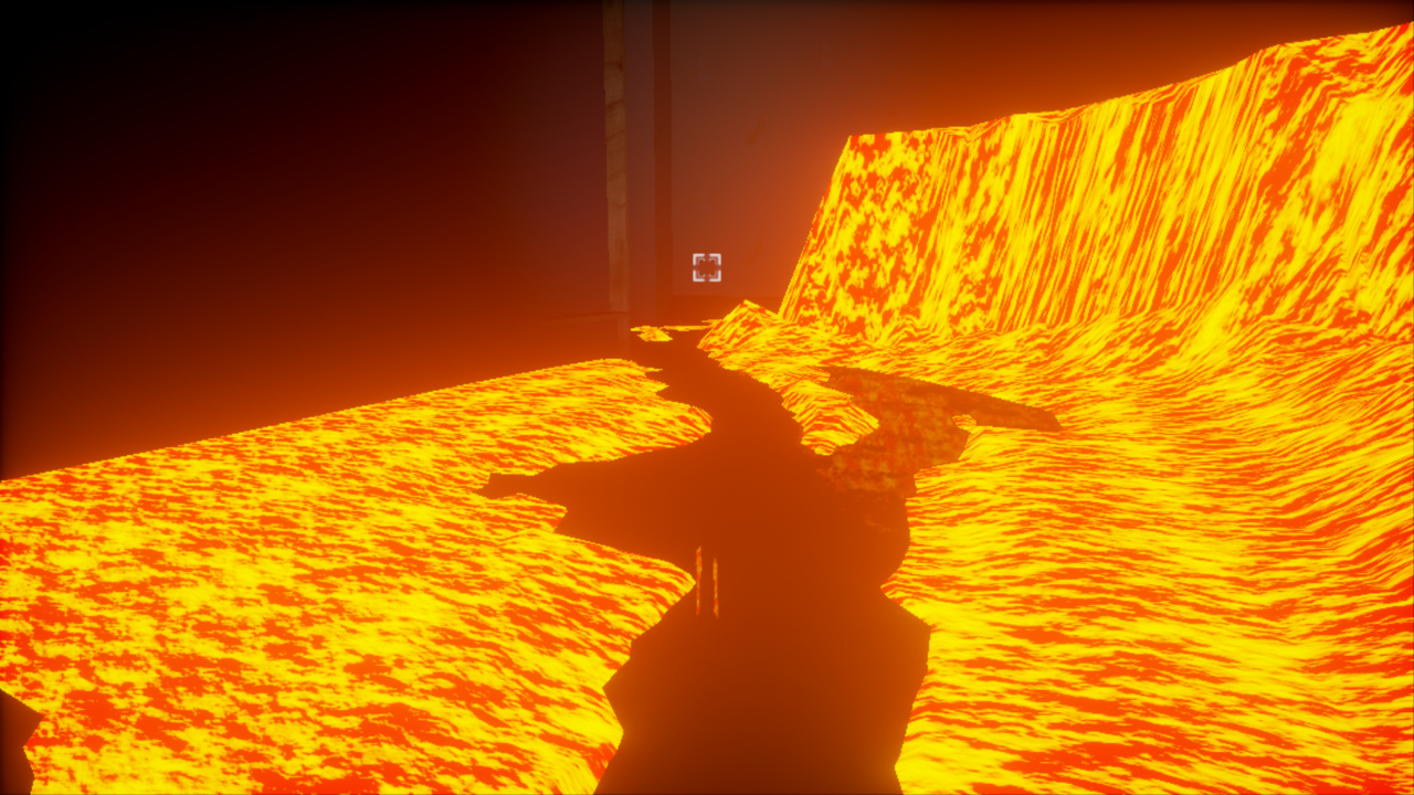 Floor is a lava!