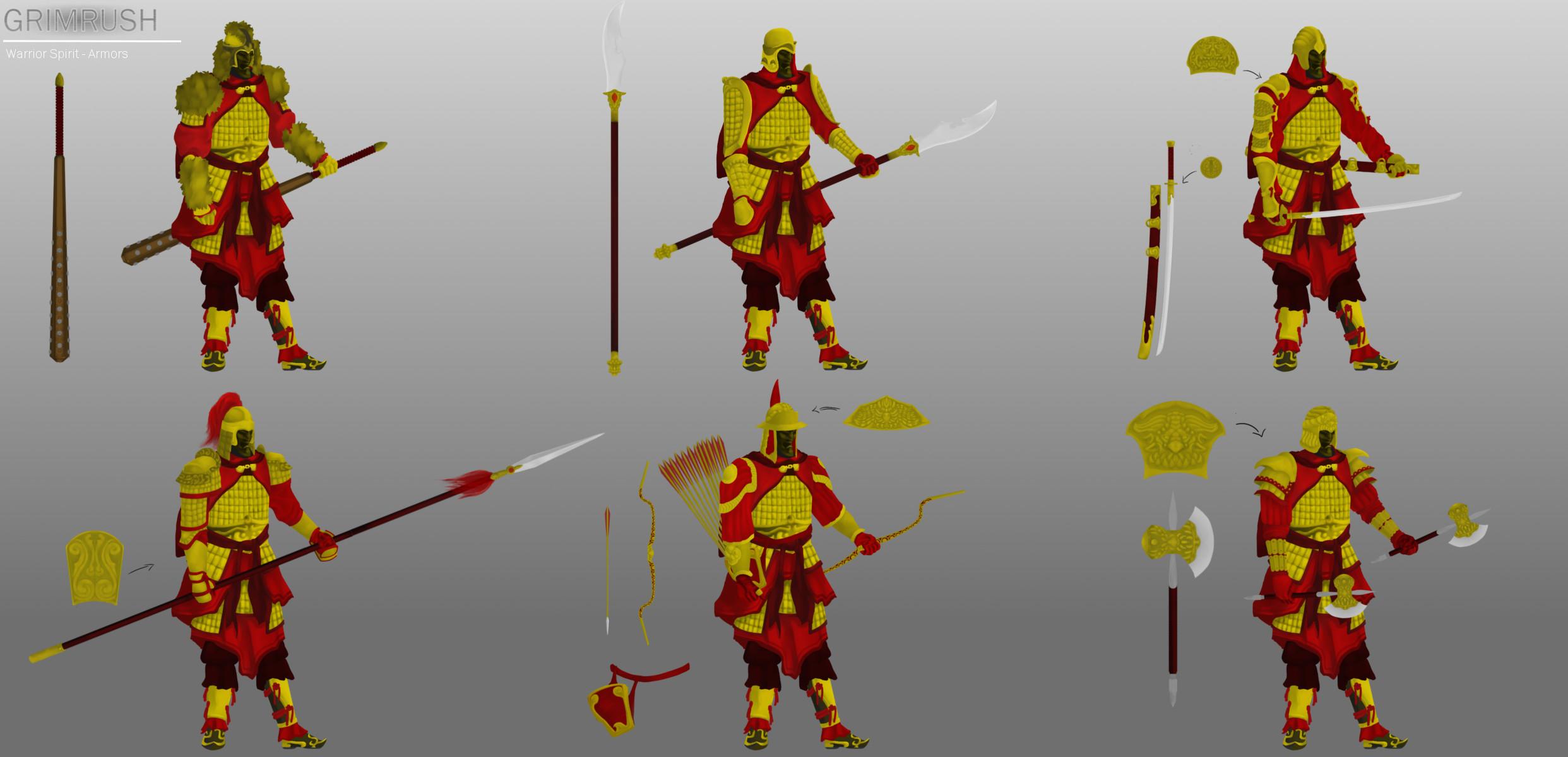 armor compilation