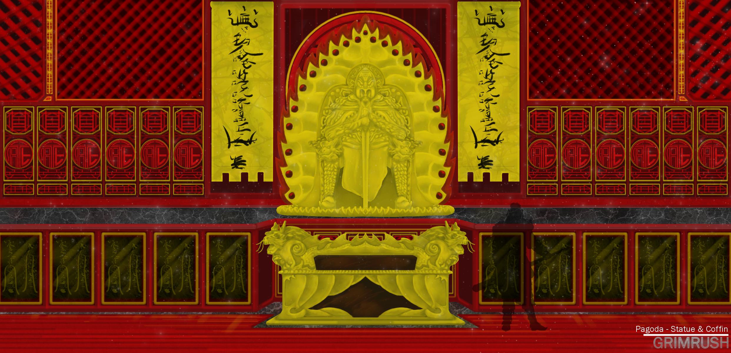 pagoda SC Sheet