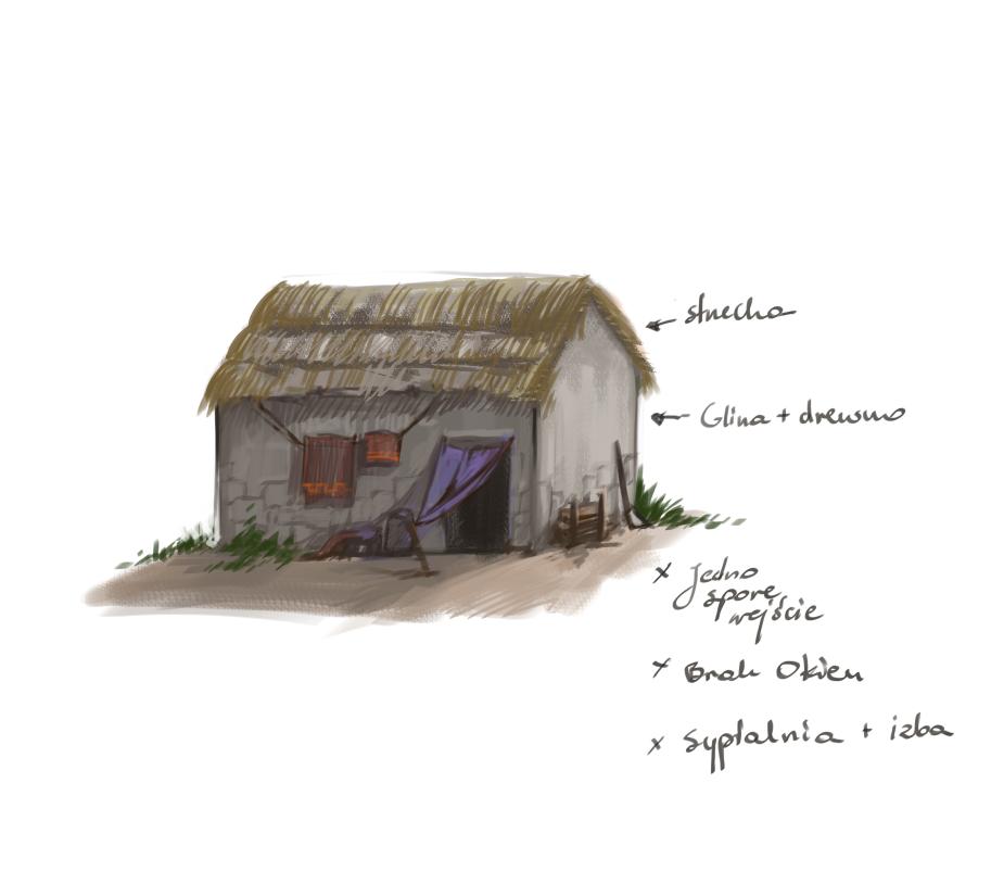 Aztecs' house concept