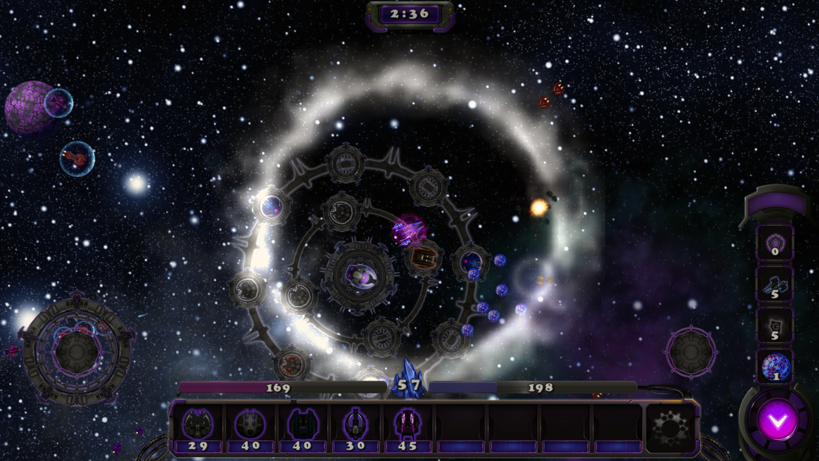 Orbital TD screen3