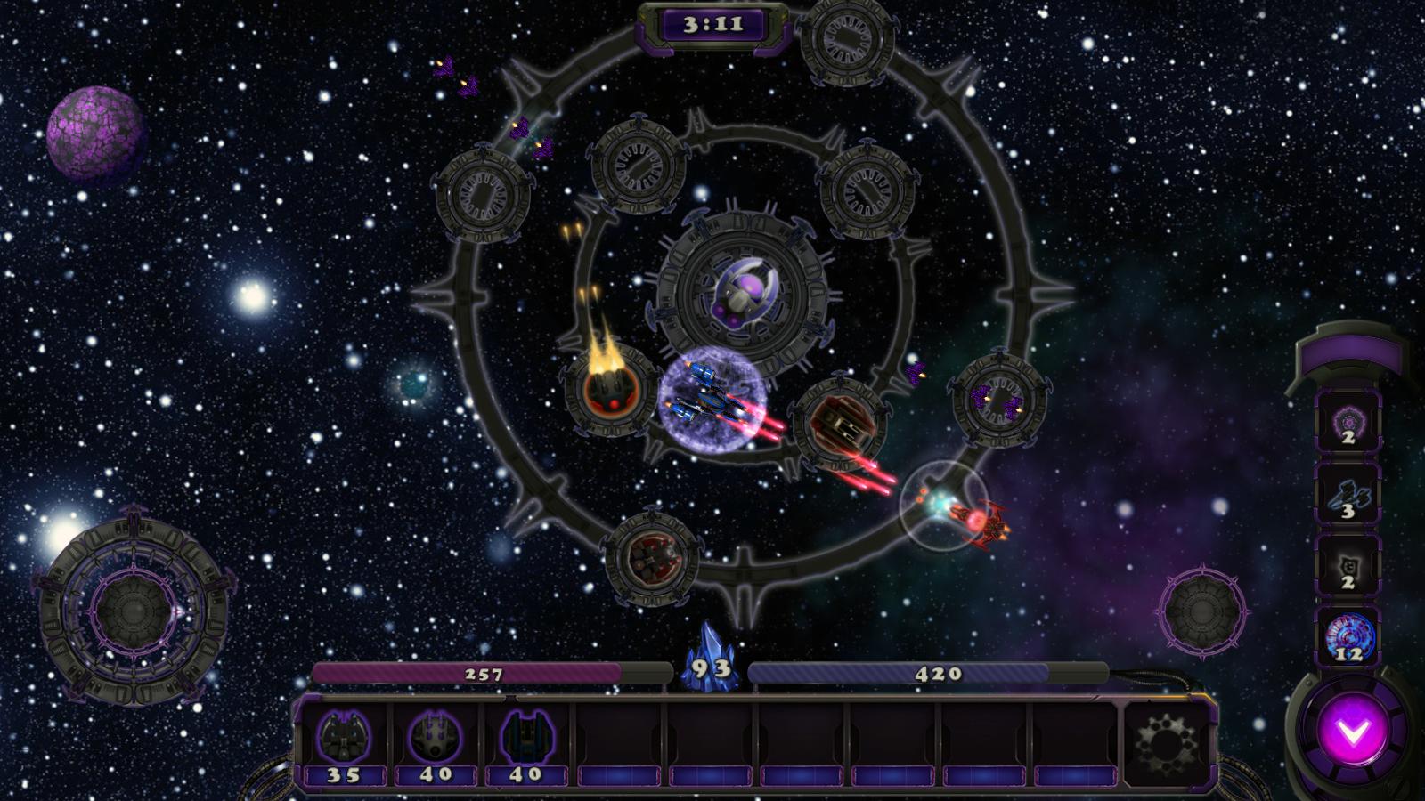 Orbital TD screeen 2