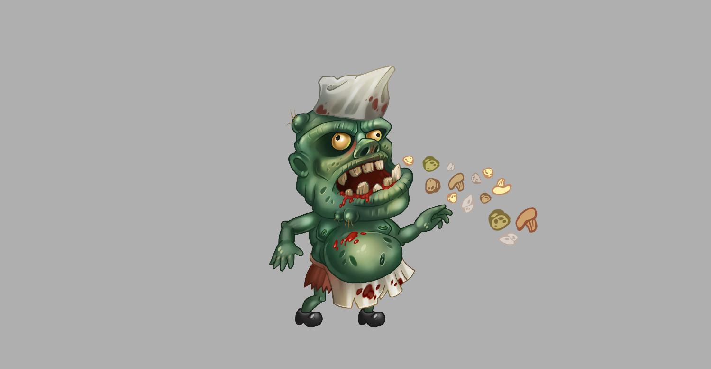 zomb Gluttonl