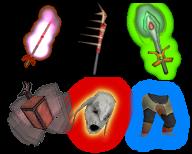 items 1