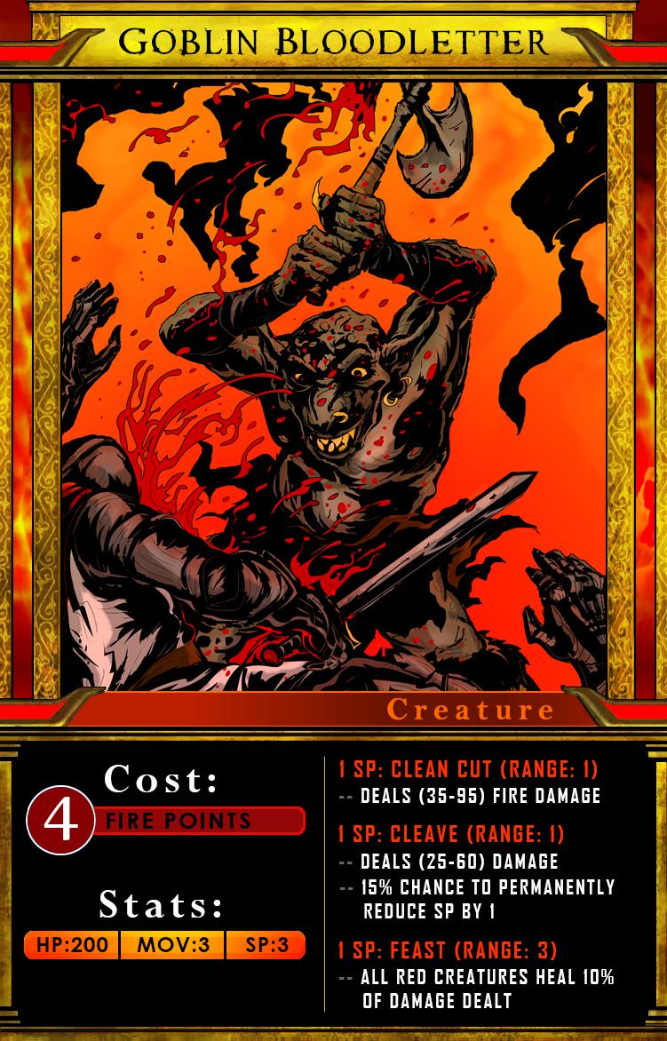 firecard goblinbloodletter